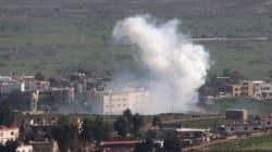 Israele-Libano-Siria, si combatte lungo i