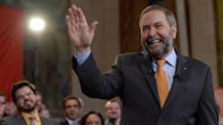 NDP Tax Plan Would 'Make The Rich Richer':