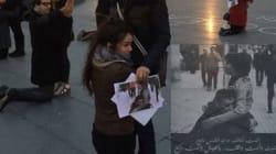 È diventata un simbolo. Parigi e Istanbul manifestano per