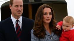 Le duc et la duchesse de Cambridge célèbrent 4 ans de