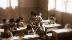 'É dentro da sala de aula que a educação