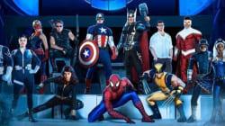 «L'Univers de Marvel en spectacle»: les super-héros sauveront le monde au Centre