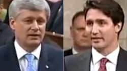 Harper Takes Shot At Trudeau's Trust