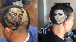 Ces sculptures sur cheveux vont vous
