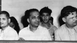 Remembering Gandhi: Black And White Courtroom Photos From Nathuram Godse's