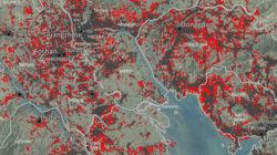 「都市圏に移り住んだ人は2億人近く」東アジアの都市化を示すデータ発表