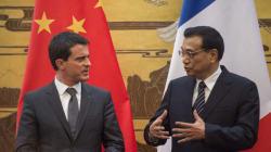 Valls réaffirme que la France est la 5e puissance mondiale...