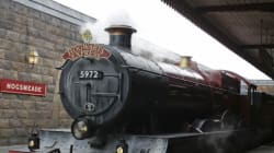 Soon, Muggles Can Board The Hogwarts Express From Platform 9 3/4 At WB