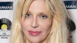 Courtney Love s'amuse beaucoup avec les «faits alternatifs» de la conseillère de Donald