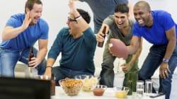 Sticky Situation: Super Bowl Sunday