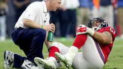 Super Bowl: testez vos connaissances sur la santé des joueurs de