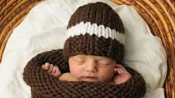 'Football Cocoons' To Warm Babies Born On Super Bowl