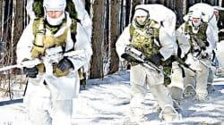 Les Hurons de Wendake: fournisseurs des armées canadienne... et