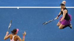 Ces joueuses de tennis ont bien fait rire les
