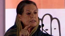 Sonia Gandhi Accuses BJP, AAP Of Making False