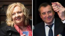 Le FN et le PS au 2nd tour de la législative partielle dans le