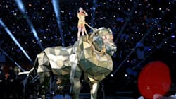 La performance explosive de Katy Perry