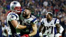 Les Patriots remportent le Super Bowl