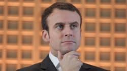 Notaires : Macron reconnaît s'être