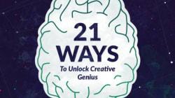 21 Ways To Unlock Creative