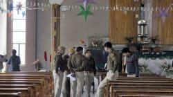 Delhi Church Vandalised, 5th Church Attacked In 9