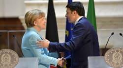 Renzi riceve Tsipras: Tranquilla, Angela, è solo un tè, nessun asse contro