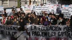 Estos días habrá huelga de estudiantes contra la reforma