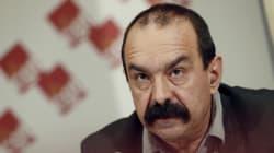 Philippe Martinez élu à la tête de la