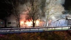 Plusieurs morts dans un accident de train en banlieue de New