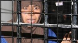 ヨルダン、リシャウィ死刑囚の死刑執行