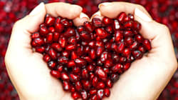 Why You Should Eat A Pomegranate Instead Of Other
