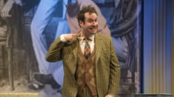 'One Man, Two Guvnors': Excellent Farce Is A Rare