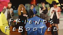 Et si «Friends» avait été tourné en