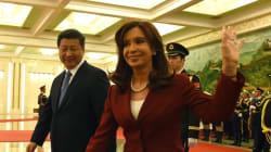 La présidente argentine se moque des Chinois sur Twitter puis