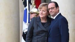 Hollande et Merkel à Kiev cet après-midi pour présenter un plan de
