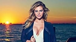 Kate Upton Stuns In A
