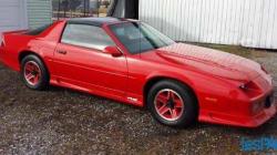 À vendre - Chevrolet Camaro RS 1991 neuve jamais immatriculée