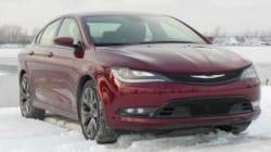 Chrysler 200 S 2015 : de médiocre à