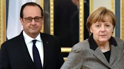 Après l'Ukraine, Hollande et Merkel au Kremlin ce