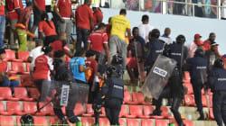 Violences, évacuation du stade... Guinée Equatoriale-Ghana vire au