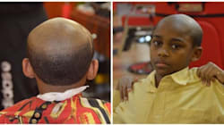 Ce coiffeur a trouvé une solution radicale pour punir les