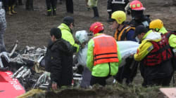 Taiwan 'Hero' Pilot Found Clutching Joystick Of Crashed