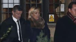 Marine Le Pen à Oxford : des centaines de manifestants contre la