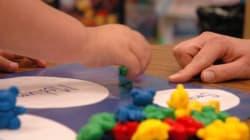 'É na escola que a criança pode experimentar, pela primeira vez, o que é ter um espaço
