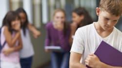 Harcèlement à l'école: et si on parlait