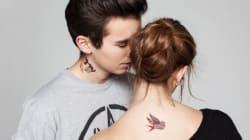 Les Tatoués: la griffe québécoise de tatouages éphémères pour
