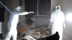 Un crématorium abandonné révèle 60 cadavres