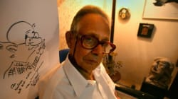 Tribute: Lakshman's Cartoons Made The Grim Headlines
