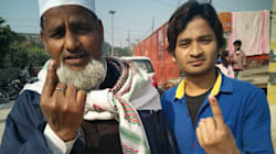 Photos: Delhi Votes As Election Battle Rages