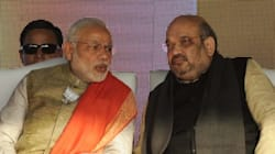 Modi, Shah Meet With Delhi BJP Leaders After Exit